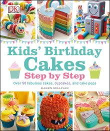 Kids' Birthday Cakes