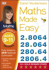 Maths Made Easy Decimals Ages 9-11 Key Stage 2