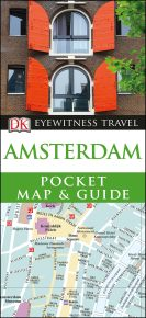 Amsterdam Pocket Map and Guide