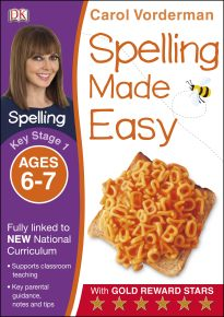 Spelling Made Easy Ages 6-7 Key Stage 1