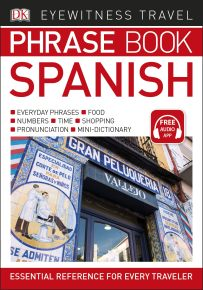 Eyewitness Travel Phrase Book Spanish