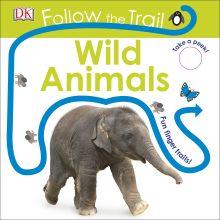 Follow the Trail Wild Animals