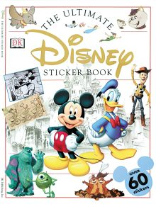 Ultimate Sticker Book: Disney
