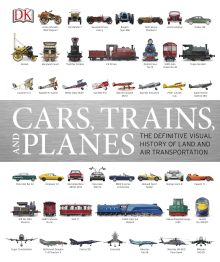 Cars, Trains, and Planes