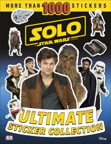 Solo A Star Wars Story Ultimate Sticker Collection