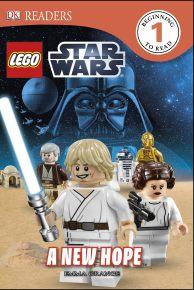 DK Readers L1: LEGO® Star Wars A New Hope