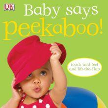 Baby Says Peekaboo!