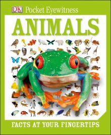 DK Pocket Eyewitness Animals