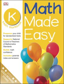 Math Made Easy: Kindergarten
