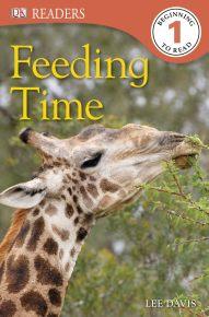 DK Readers L1: Feeding Time