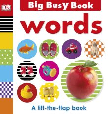 Big Busy Book: Words