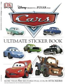 Ultimate Sticker Book: Cars