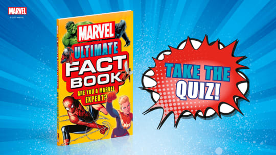 QUIZ: Are You a Marvel Expert?