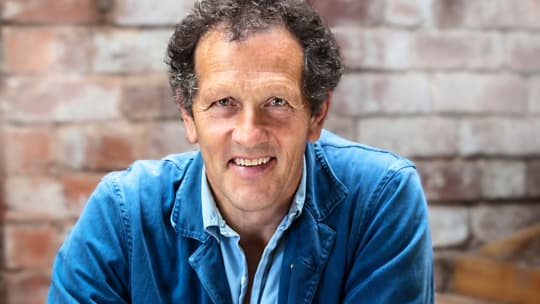 Monty Don: Down to Earth Author Q&A