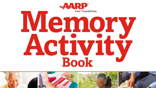 5 Reasons The Memory Activity Book is Right For You and Your Loved One