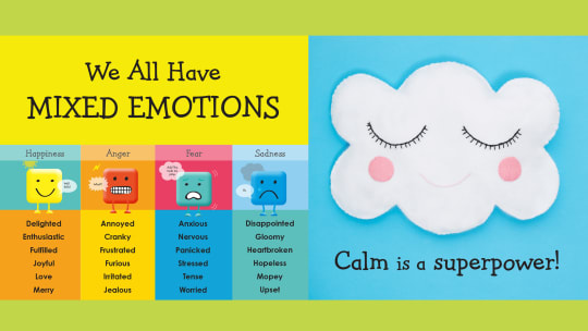 Free Poster Download: Teach Children How to Understand Emotions