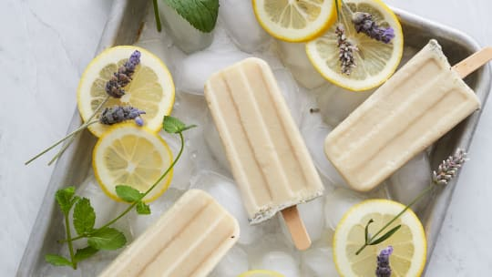 CBD Oil for Anxiety: Soothing Herbal Ice Pops Recipe