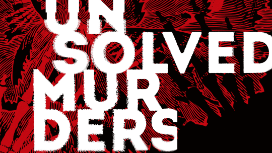 Unsolved Murders: True Crime Quiz