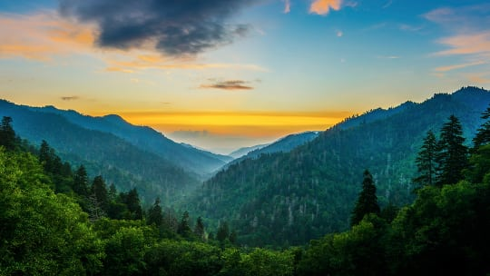 Top 10 national parks on the East Coast