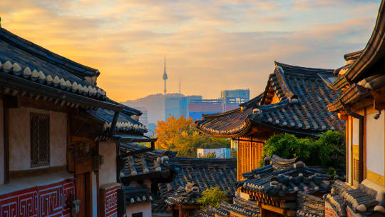 Why November is the best time to go to Seoul