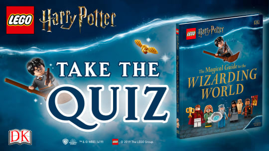 LEGO® Harry Potter™ Trivia Quiz