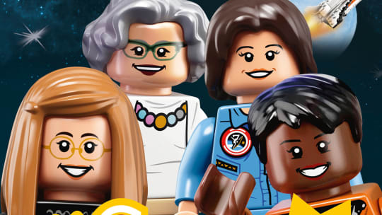 Which LEGO® Woman of NASA Are You? Quiz