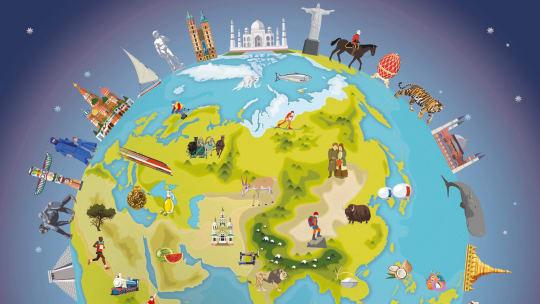 Name That Landmark! Geography Quiz for Kids