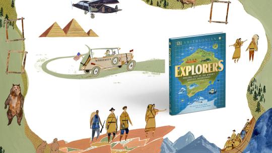 5 Brave Woman Explorers