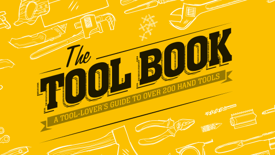 Why You Need The Tool Book in Your Toolbox (or on Your Gifting List)