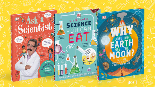 15 Fantastic Science Books for Kids