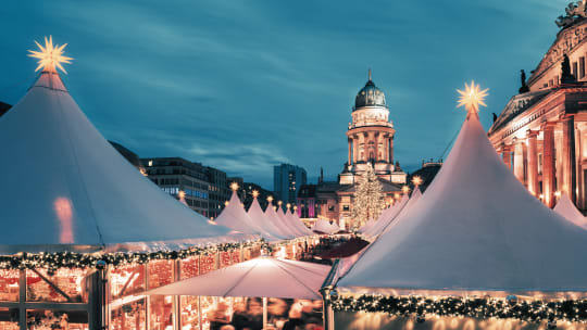 Explore 8 of the best European Christmas markets