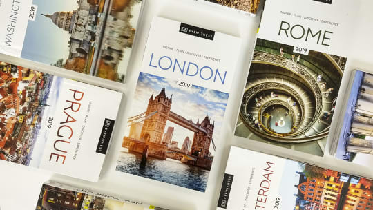 7 reasons to love our new DK Eyewitness Travel Guides
