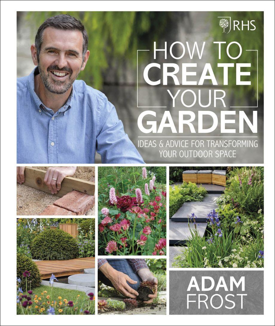 Rhs How To Create Your Garden Dk Uk