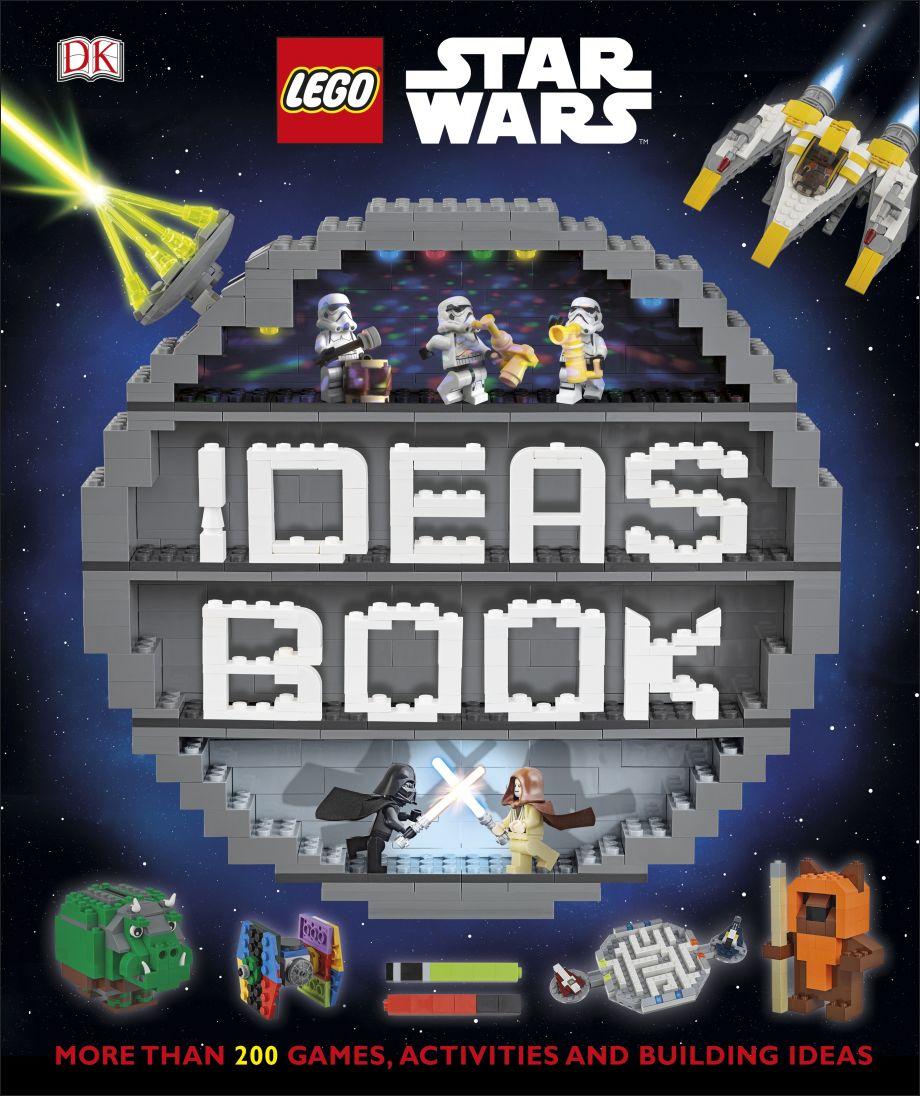 LEGO Star Wars Ideas Book  fc1e1df4b3