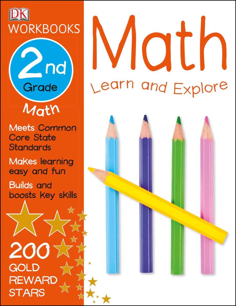 DK Workbooks: Math, Second Grade | DK US