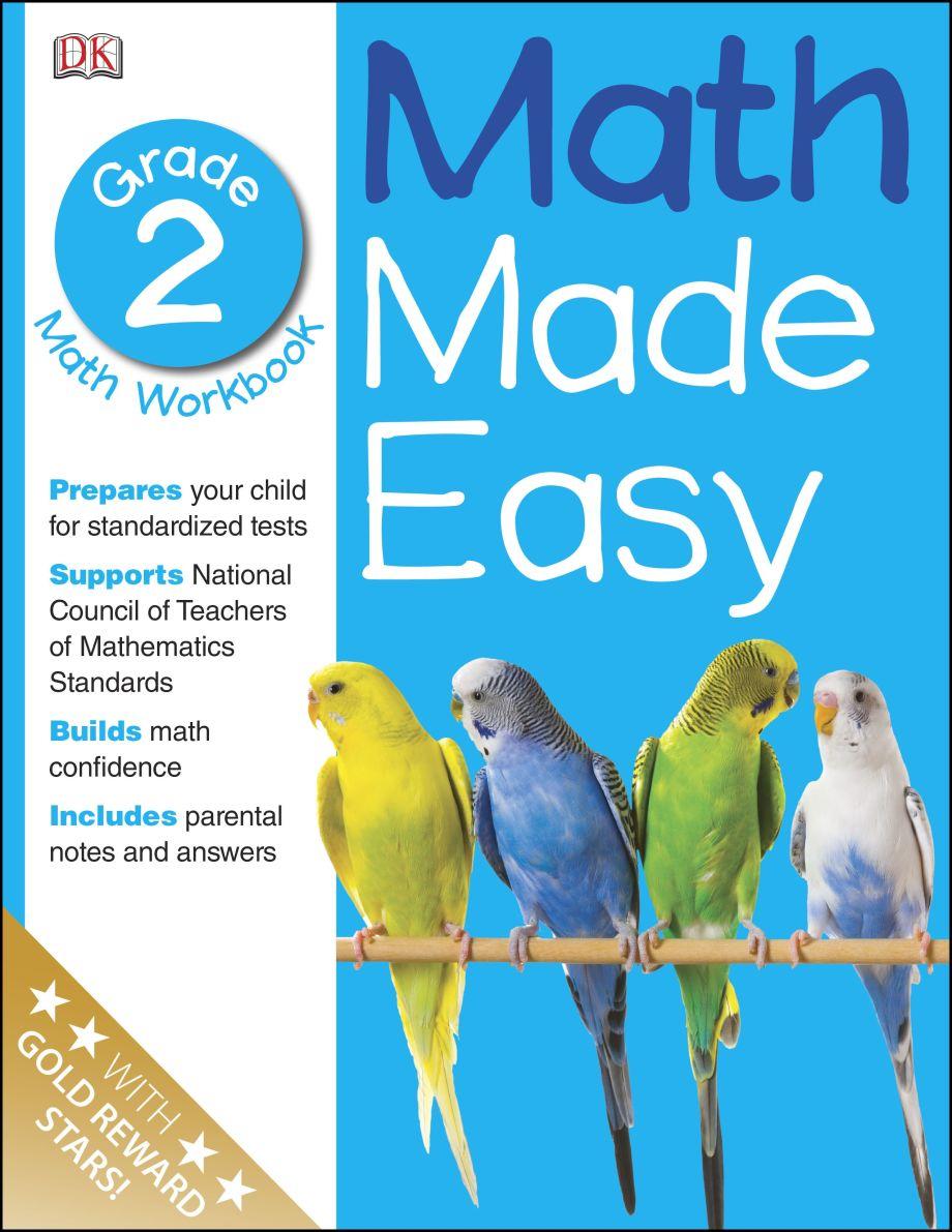Math Made Easy: Second Grade   DK US