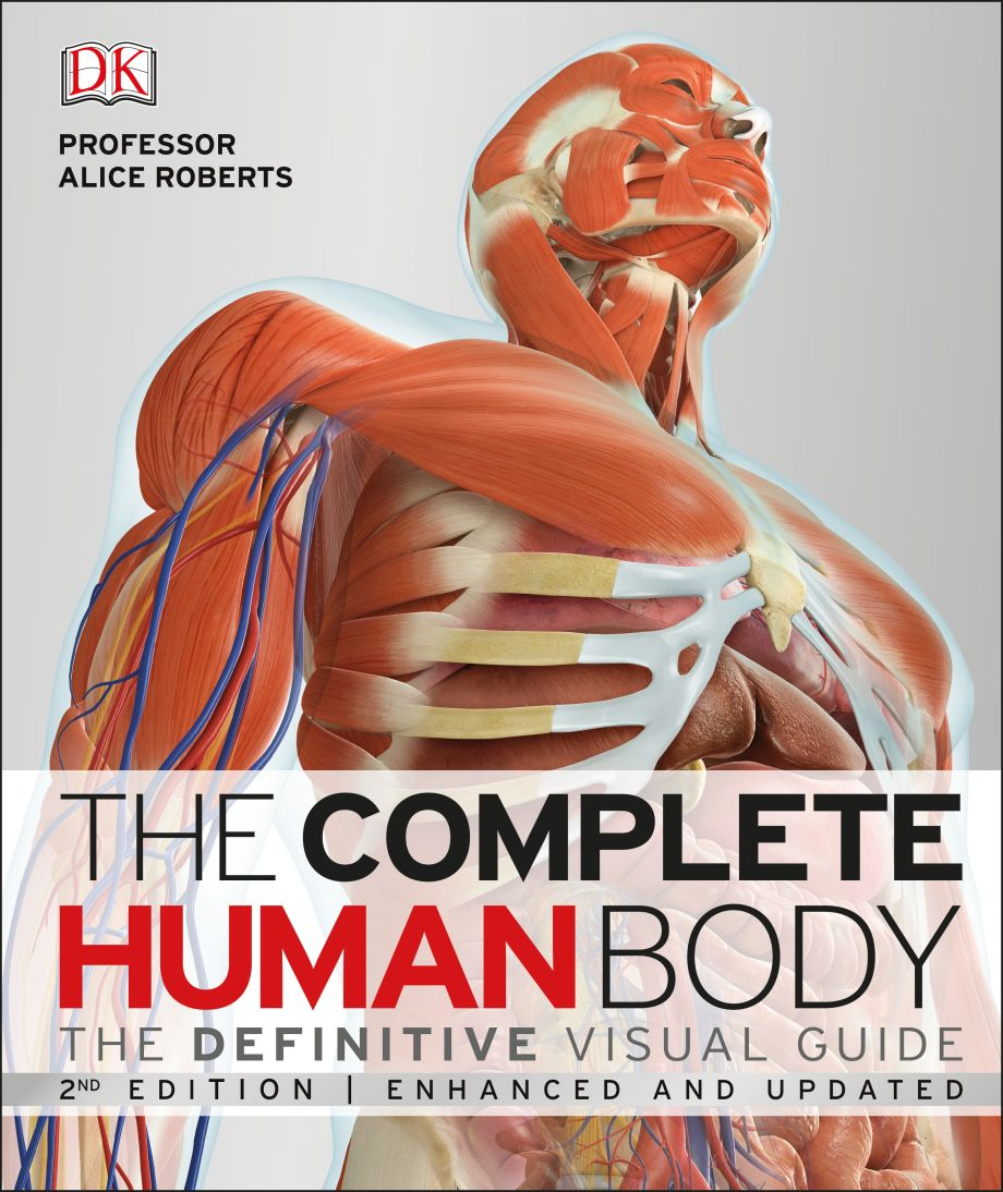 The Complete Human Body Dk Uk