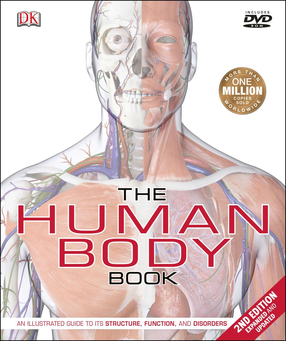 The Human Body Book Dk Uk
