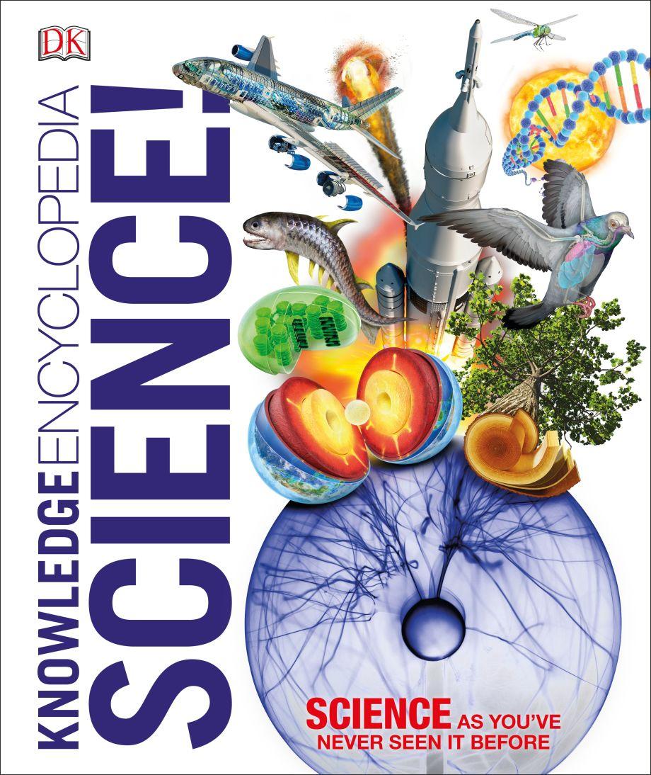 Knowledge Encyclopedia Science!   DK UK