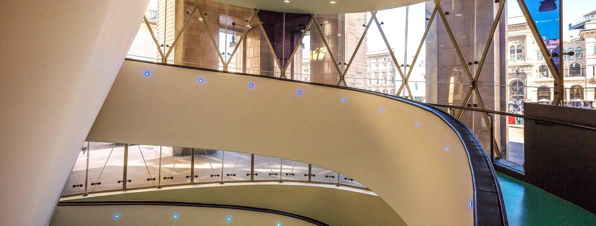Museo Del 900 Milano.Museo Del Novecento Museum Of 20th Century Art Milan Dk