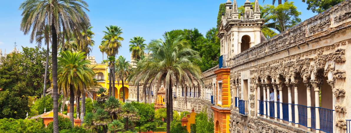 Real Alcázar  Seville  DK Eyewitness Travel