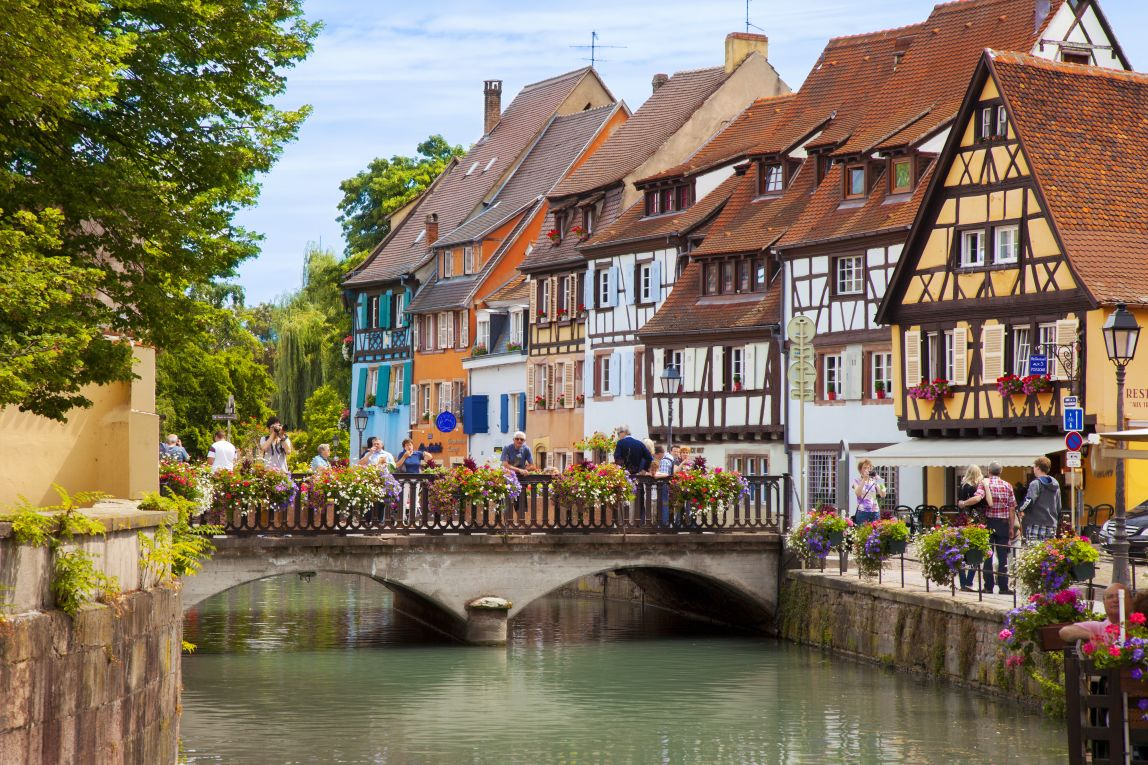 The world 39 s most beautiful small towns for Colmar pictures