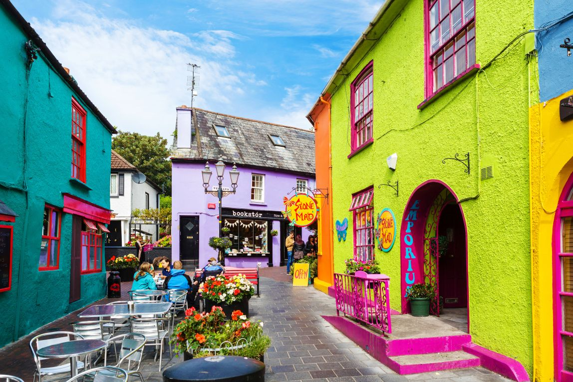 100 Explore Quaint Towns And Villages Towns And  : kinsale from briggscarriage.com size 1148 x 765 jpeg 250kB