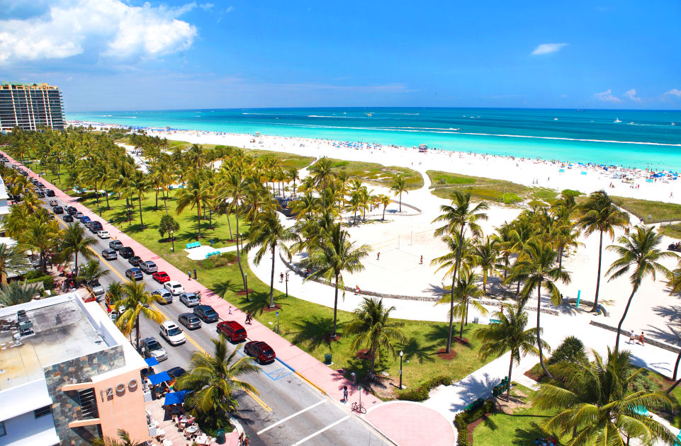Top 10 beach breaks in florida top beach vacations in for Best beach vacations us
