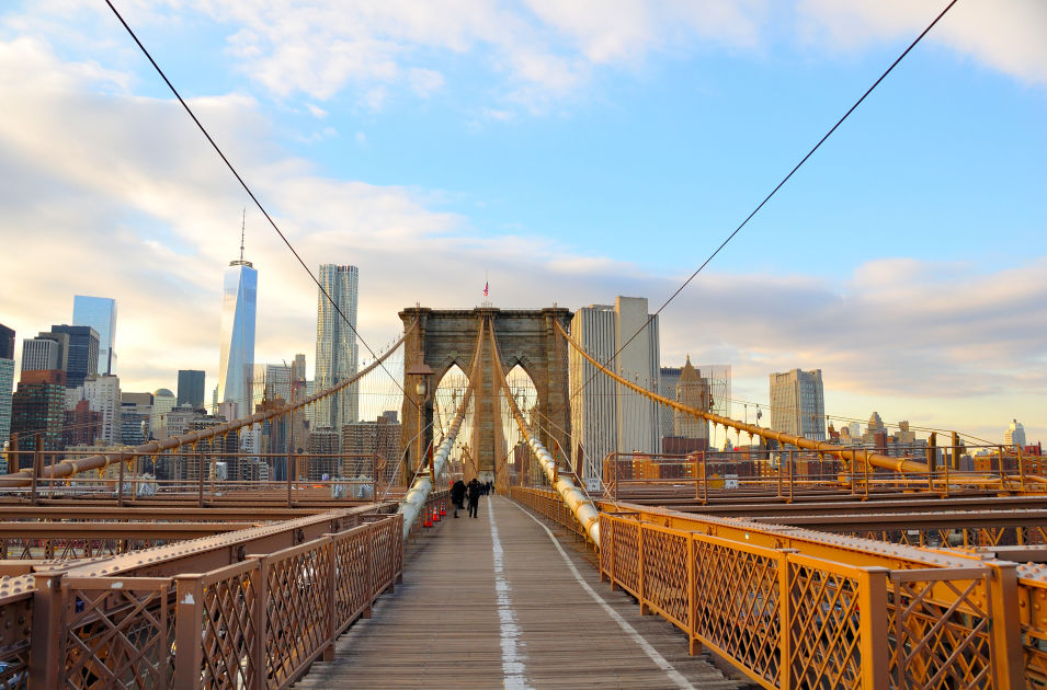 The best places to explore in nyc on foot for Places to explore in nyc