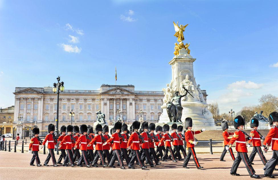 Buckingham Palace London Dk Eyewitness Travel