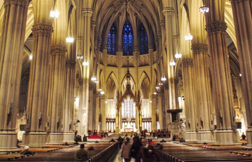 St  Patrick's Cathedral | New York City | DK Eyewitness Travel
