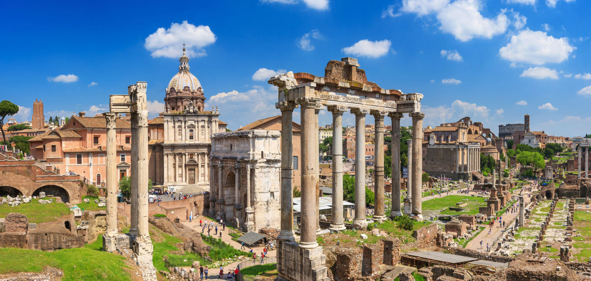 Roman Forum Rome Dk Eyewitness Travel