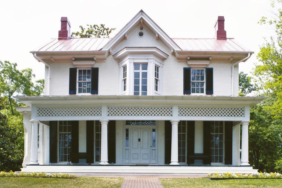 Frederick Douglass House Washington Dc Dk Eyewitness