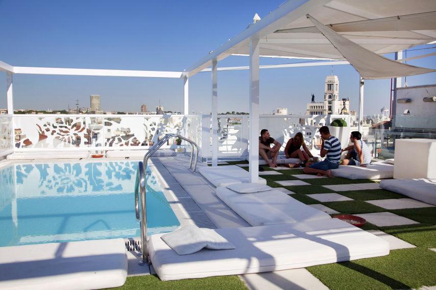 Top 10 Rooftop Bars In Madrid Dk Eyewitness Travel
